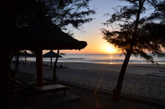 Phu Hai Resort: sunrise