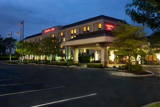 Hampton Inn Woodbridge