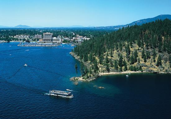 Great spot to spend the day - Review of Coeur d'Alene Lake