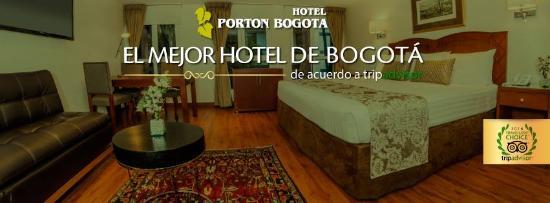 Hotel Porton Bogota: El mejor hotel de Bogotá