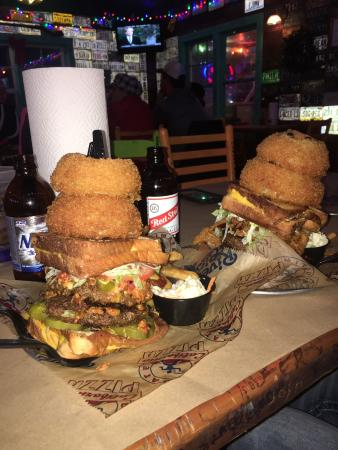 The Kitchen Sink! - Picture of River City Cafe, Myrtle Beach ...