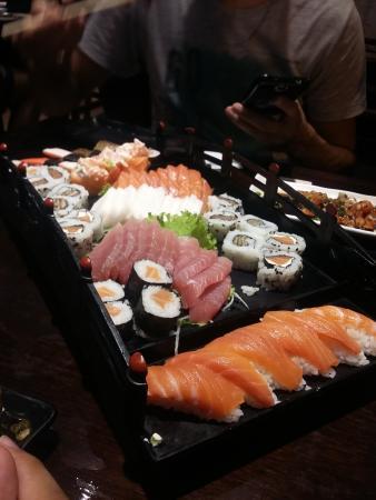 Nio Sushi E Temakeria