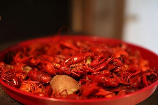Kaplan, Λουιζιάνα: Boiled Crawfish