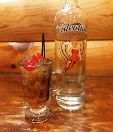 Lumber Jack Food U0026 Spirits: Valentine Vodka   Michigan Made!