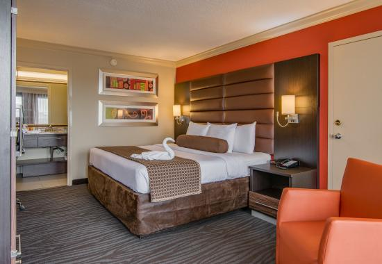 The Capitol Hotel Downtown Nashville: King Guestroom
