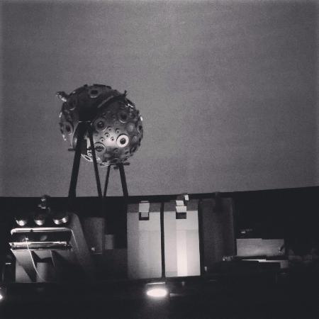 Planetario Calouste Gulbenkian: Projector