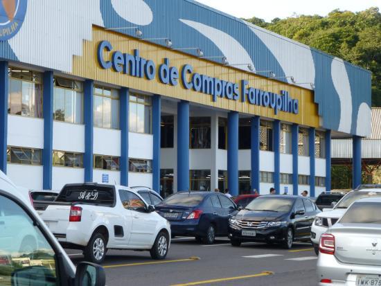 Centro de compras Farroupilha