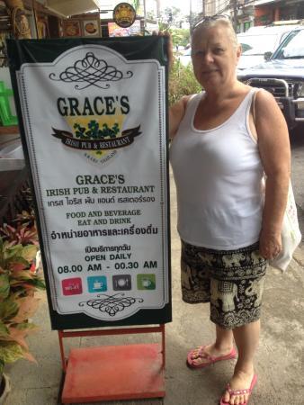 Grace's Irish Pub and Restaurant