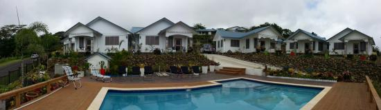 Skyview Villas: Villas Compound