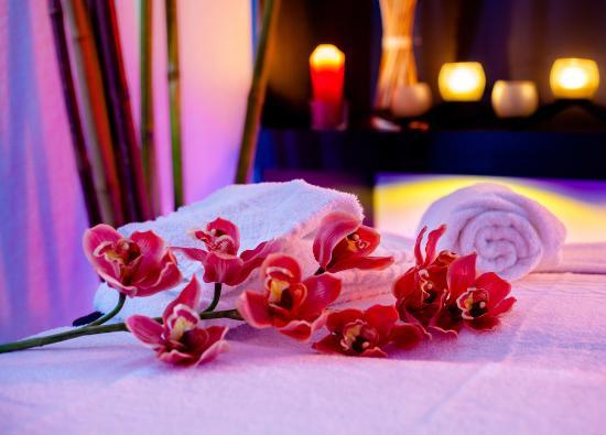 Saleilles, Francja: Detail / Massage Room / extra Spa