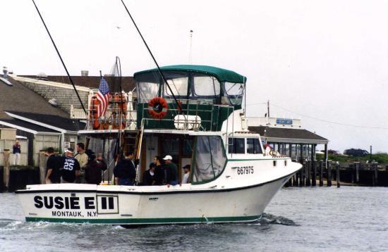 Susie E II Sportfishing