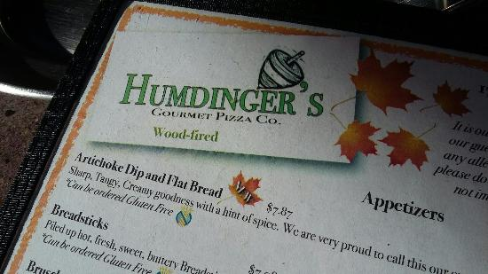 Humdinger's Gourmet Pizza Co.: 20160310_130905_large.jpg