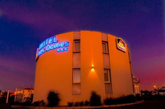 Best Western Hotel Les Domes