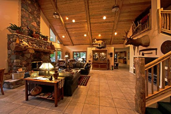 Thompson Falls, MT: Great Room