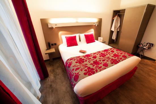 Saleilles, Francia: Double Room