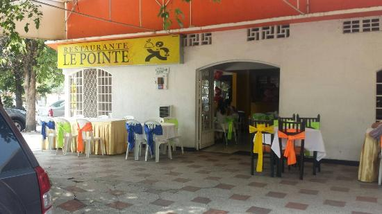 Restaurante Le Pointe