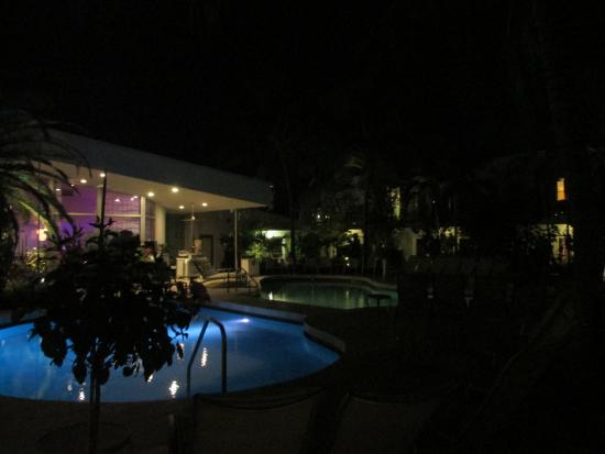 Santa Maria Suites: The view from our patio