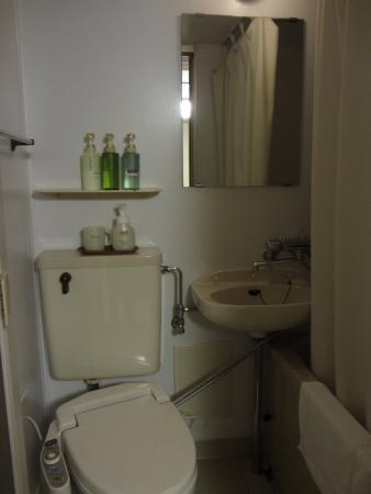 compact but functional bathroom with plenty of hot water heated rh tripadvisor ie