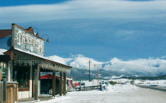 Tabernash, Колорадо: Gorgeous Views