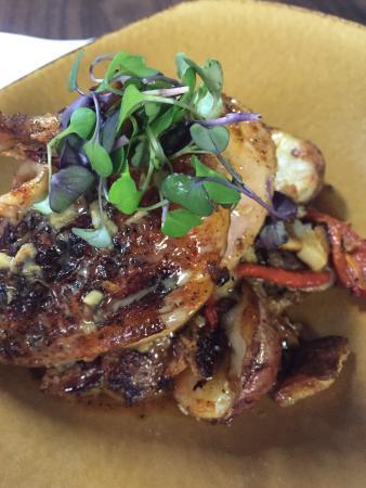 Bistro on Main : half roasted chicken