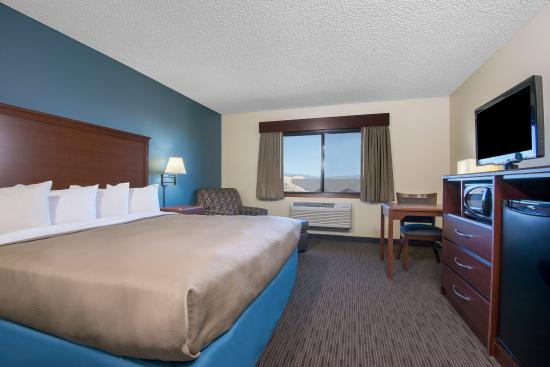 AmericInn Lodge & Suites Ft. Collins South: Single Bed Standard Room