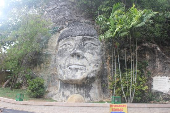 Isabela, Puerto Rico: A face in time