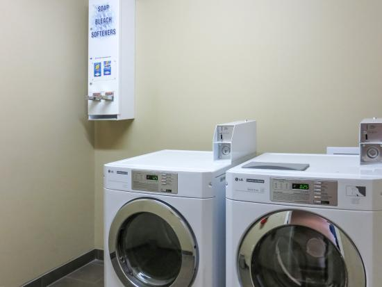 LaGrange, Τζόρτζια: Guest laundry facilities