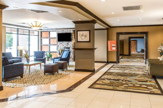 Comfort Inn & Suites Conference Center: Lobby
