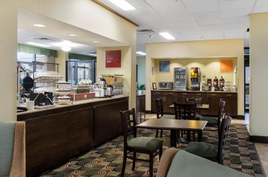comfort inn cleveland updated 2017 prices hotel. Black Bedroom Furniture Sets. Home Design Ideas