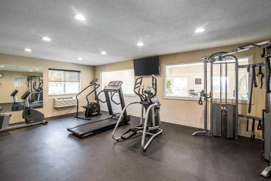 Comfort Inn Saugerties: Fitness center