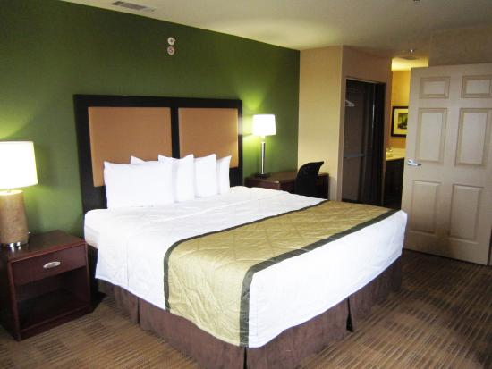 Extended Stay America - Columbus - Polaris: 1 Bedroom Suite - 1 King Bed