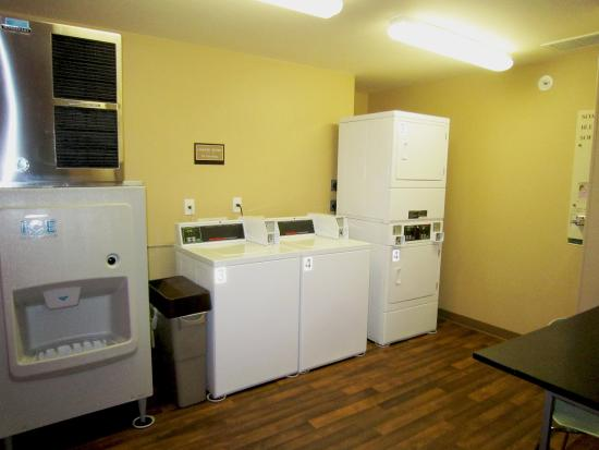 Extended Stay America - Columbus - Polaris: On-Premise Guest Laundry
