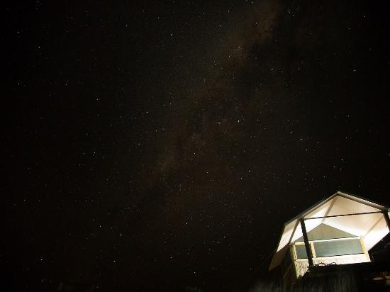 Wilderness Island Safari Holidays : Stargazing