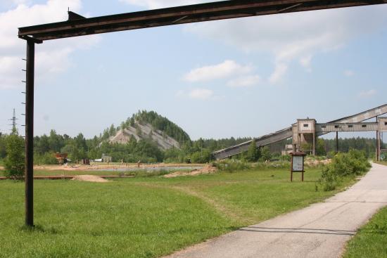 Ida-Viru County, Estland:  Kohtla Mining Museum | Kohtla-Nomme, Estonia
