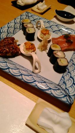 Sushi Dining Tenku