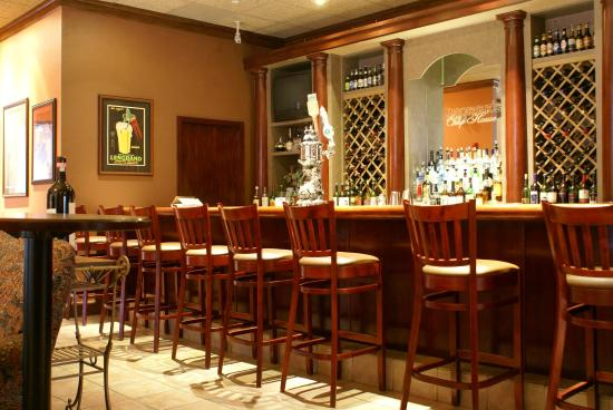 Holiday Inn Hotel & Suites Madison West: Bar and Lounge