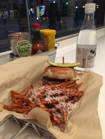The Melt Berkeley: Dinner at The Melt (2/2/16)