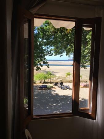 amazing hosts, birds, iguanas, monkeys, the beach, beautiful hotel