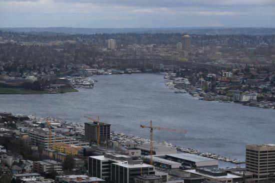 view fron space needle picture of sky view observatory seattle rh tripadvisor co za
