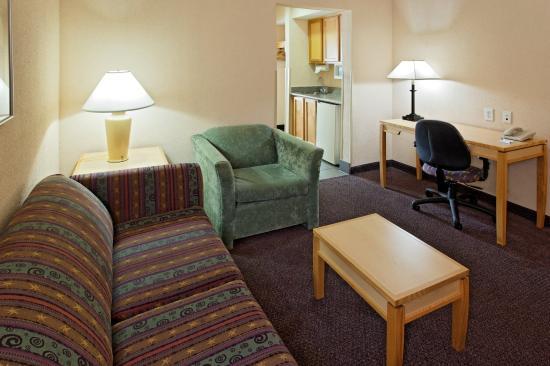 Holiday Inn Express Hotel & Suites San Antonio Rivercenter Area: Suite
