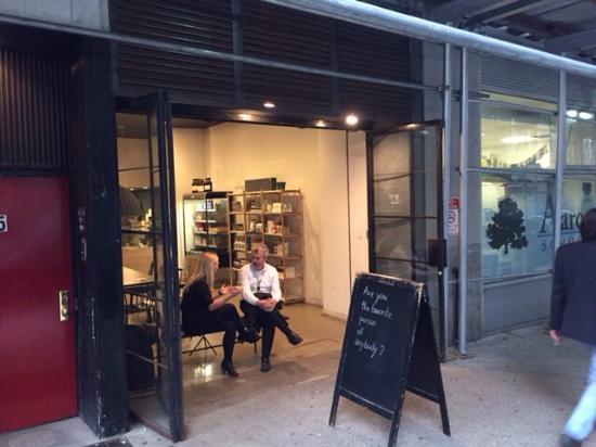 Photo of Restaurant Pennylane Coffee at 305 E 45th St, New York City, NY 10017, United States