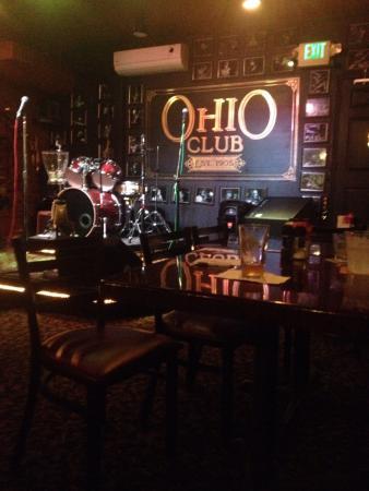 beautiful hand carved bar back picture of ohio club hot springs rh tripadvisor com