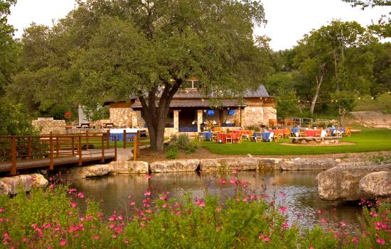 Omni Barton Creek Resort & Spa : Rock House
