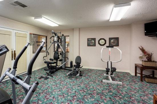 Quality Inn Tunica/Robinsonville: Fitness Room