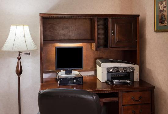 Quality Inn Tunica/Robinsonville: Business Center
