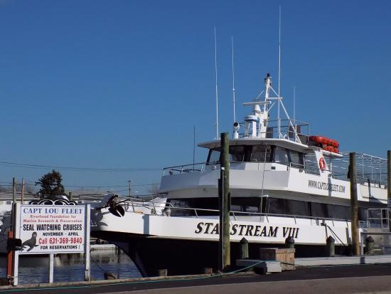 One of the fleet, Captain Lou's Fleet, Freeport Nautical Mile