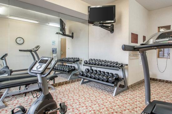 Sleep Inn & Suites, Green Bay Airport: Fitness center