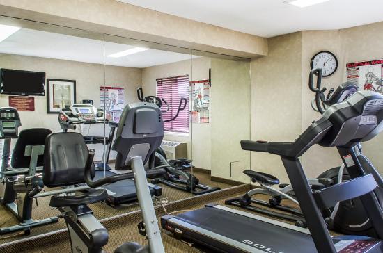 Sleep Inn: Fitness room