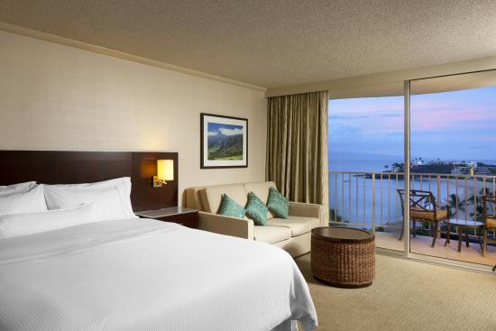 Westin Maui Resort And Spa: Deluxe Ocean View Guest Room