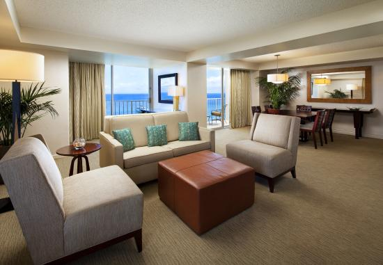 Westin Maui Resort And Spa: Luxury Suite